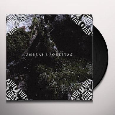 DOWNFALL OF NUR UMBRAS E FORESTAS Vinyl Record