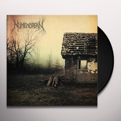 NUMENOREAN DEMO 2014 Vinyl Record