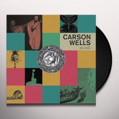 Carson Wells NO RELIC Vinyl Record