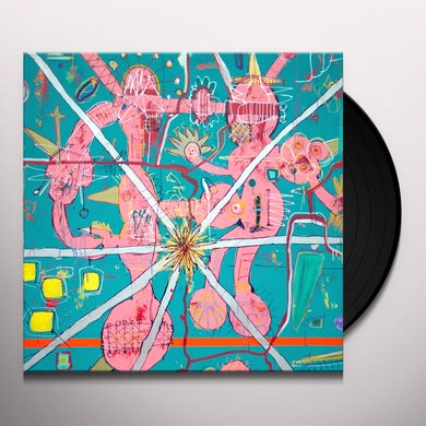 YAK ALAS SALVATION Vinyl Record
