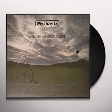 Myslovitz NIEWAZNE JAK WYSOKO JESTESMY Vinyl Record