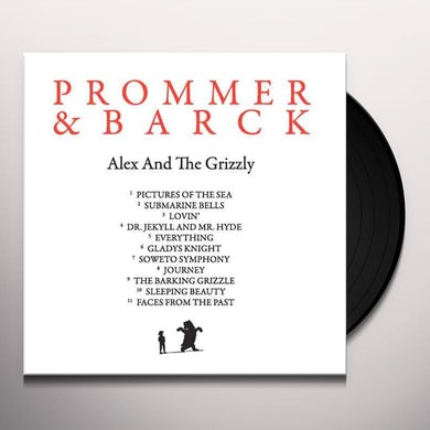 Prommer & Barck BARKING GRIZZLE Vinyl Record