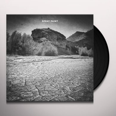 Spray Paint BOGANS & HOONS Vinyl Record