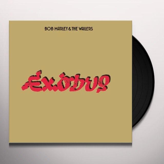 Bob Marley EXODUS Vinyl Record - 180 Gram Pressing, Special Edition, Reissue