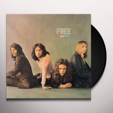 FIRE & WATER Vinyl Record