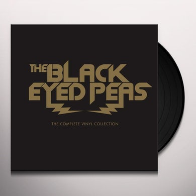 The Black Eyed Peas COMPLETE VINYL COLLECTION Vinyl Record