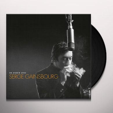 EN STUDIO AVEC SERGE GAINSBOURG Vinyl Record