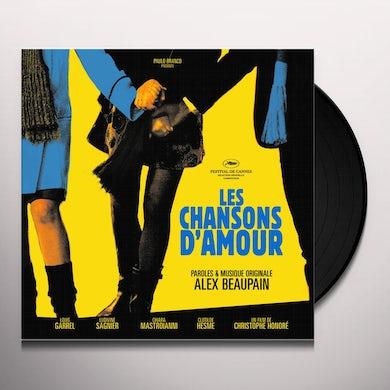 Alex Beaupain LES CHANSONS D'AMOUR Vinyl Record