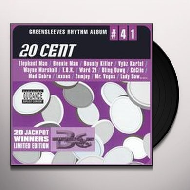 20 Cent / Various Vinyl Record