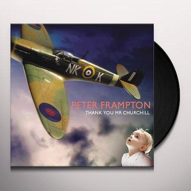 Peter Frampton Thank You Mr. Churchill Vinyl Record