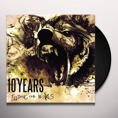 10 Years FEEDING THE WOLVES (Vinyl)