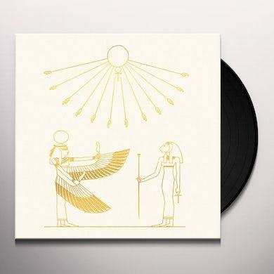 JAG AR INTE RADD FOR MORKRET Vinyl Record