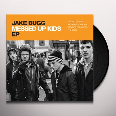 Jake Bugg MESSED UP KIDS Vinyl Record - Holland Release