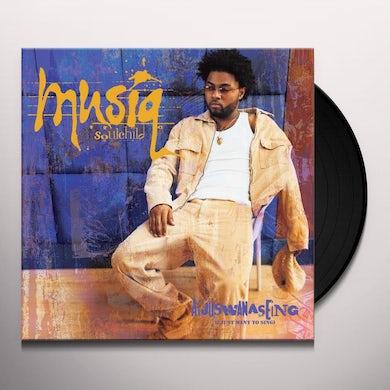 Musiq Soulchild AIJUSWANASEING Vinyl Record