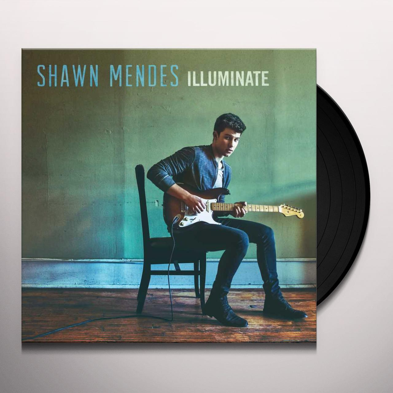 Shawn Mendes ILLUMINATE Vinyl Record