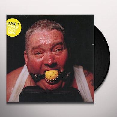 Jamie T POWER OVER MEN Vinyl Record