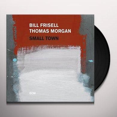 Bill Frisell Small Town (2 LP) Vinyl Record