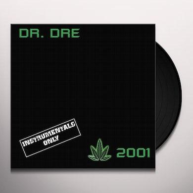 Dr Dre 2001 (INSTRUMENTAL) Vinyl Record