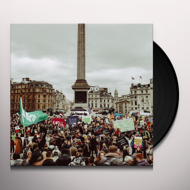 Mystery Jets BILLION HEARTBEATS Vinyl Record