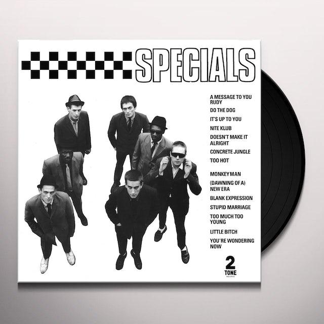 The Specials Vinyl Record - Limited Edition, 180 Gram Pressing