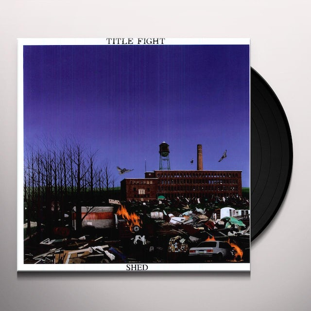 Title Fight SHED Vinyl Record