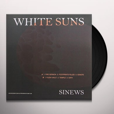 White Suns SINEWS Vinyl Record