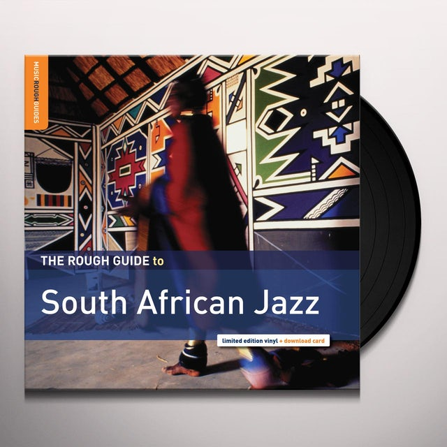 ROUGH GUIDE TO SOUTH AFRICAN JAZZ / VARIOUS Vinyl Record - Canada Release