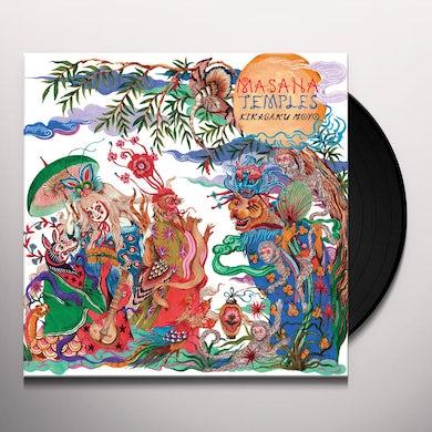 Kikagaku Moyo MASANA TEMPLES Vinyl Record
