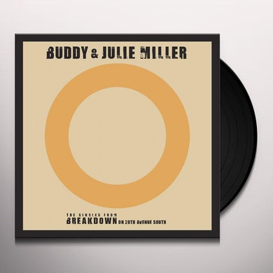 Buddy Miller & Julie TILL THE STARDUST COMES APART / YOU MAKE MY HEART Vinyl Record