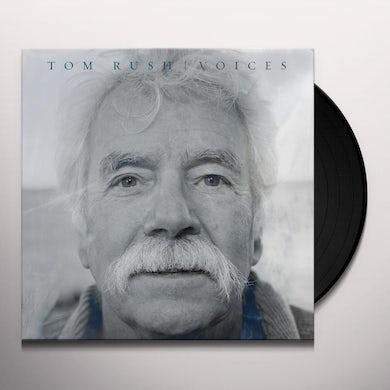 Tom Rush VOICES Vinyl Record
