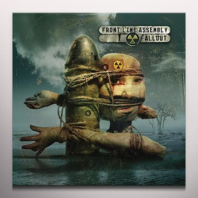 Front Line Assembly FALLOUT Vinyl Record