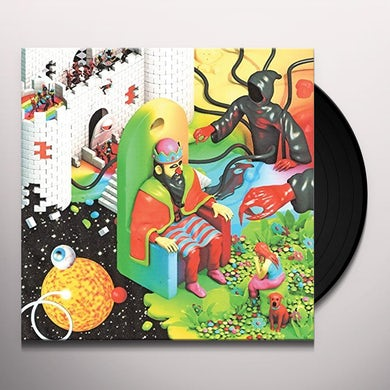 Unkle Funkle SUPERNATURAL Vinyl Record - Digital Download Included