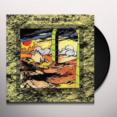 Missing Earth GOLD FLOUR SALT Vinyl Record