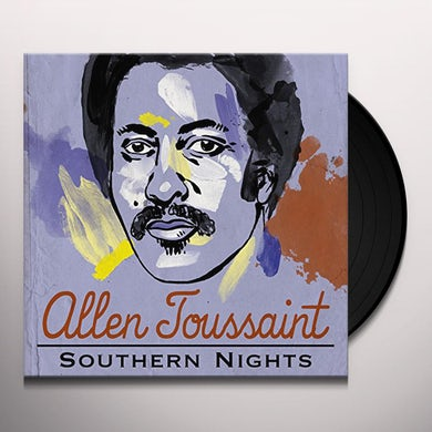 Allen Toussaint SOUTHER NIGHTS Vinyl Record