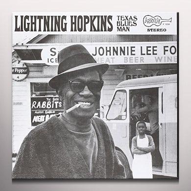Lightning Hopkins TEXAS BLUES MAN Vinyl Record