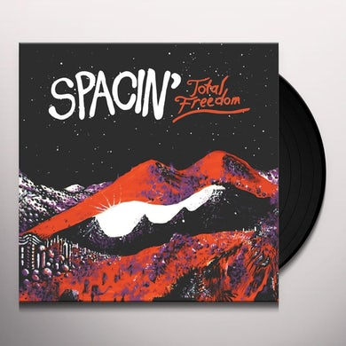 Spacin TOTAL FREEDOM Vinyl Record