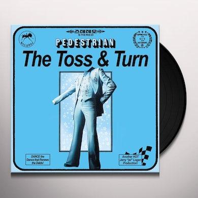 Pedestrian The Toss & Turn   12 Vinyl Record