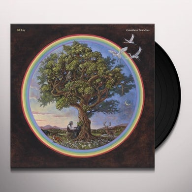 COUNTLESS BRANCHES Vinyl Record