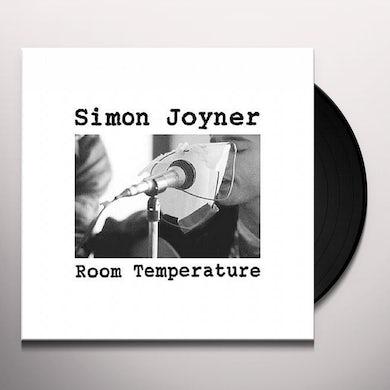 Simon Joyner ROOM TEMPERATURE Vinyl Record