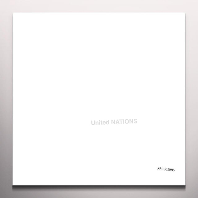 United Nations Vinyl Record