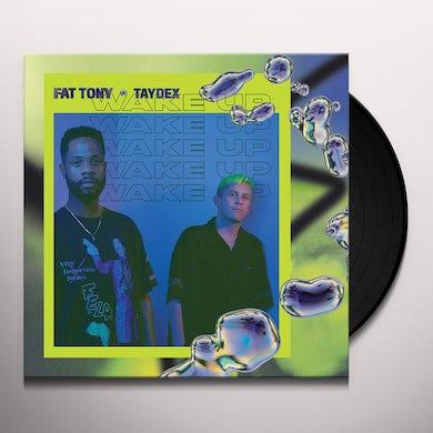 Fat Tony & Taydex WAKE UP Vinyl Record