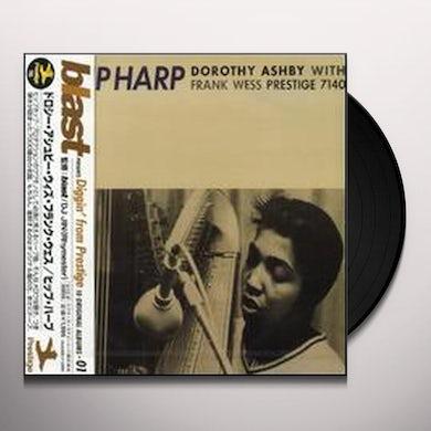 Dorothy Ashby HIP HARP Vinyl Record