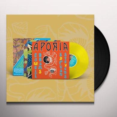 Sufjan Stevens APORIA (COLOR VINYL) Vinyl Record