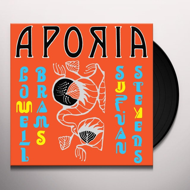 Sufjan Stevens APORIA Vinyl Record