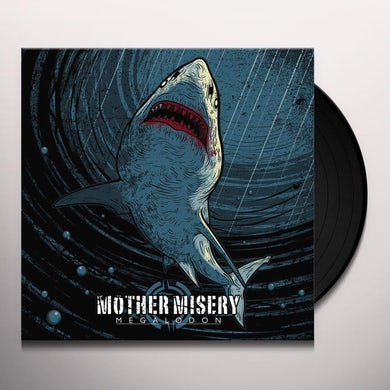 Mother Misery MEGALODON Vinyl Record