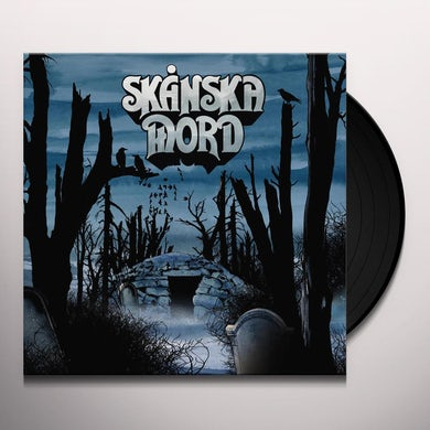 Skanska Mord BLUES FROM THE TOMBS Vinyl Record