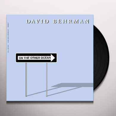 David Behrman ON THE OTHER OCEAN Vinyl Record