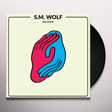 S.M. Wolf BAD OCEAN Vinyl Record