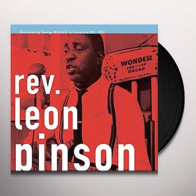 Rev Leon Pinson GEORGE MITCHELL COLLECTION Vinyl Record