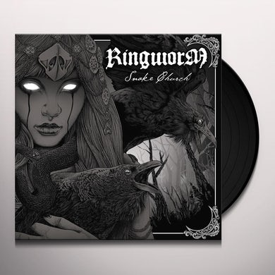 Ringworm SNAKE CHURCH Vinyl Record